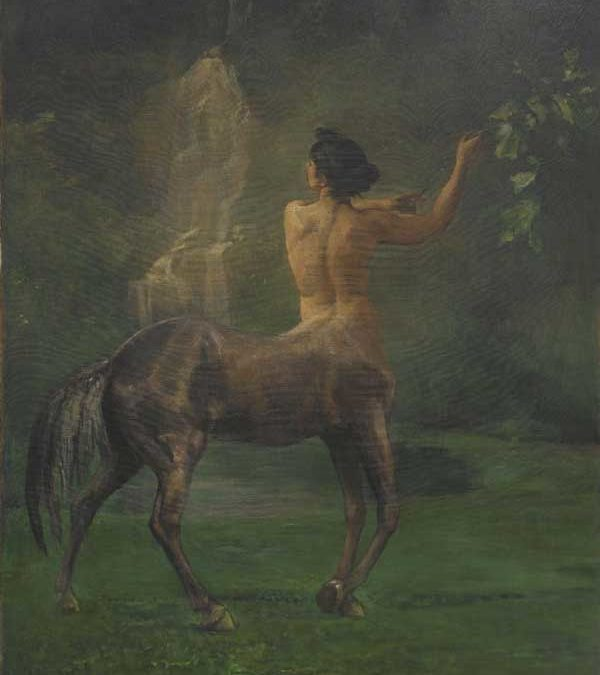 Centaur (Kentauroi) - Half-Horse Men of Greek Mythology | Imaginary